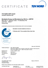 Cert_Signed-Polycrystalline modules